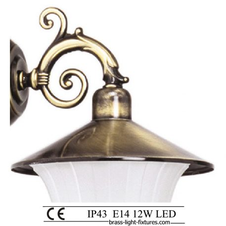 Wall sconce lighting and Appliques