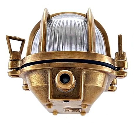 bulkhead lights. Brass bulkhead wall light