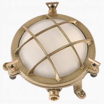 nautical brass bulkhead wall light. Nautical Lamp - Wall Porch Lights