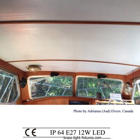Nautical lighting. Adrianus (Aad) Elvers. Canada