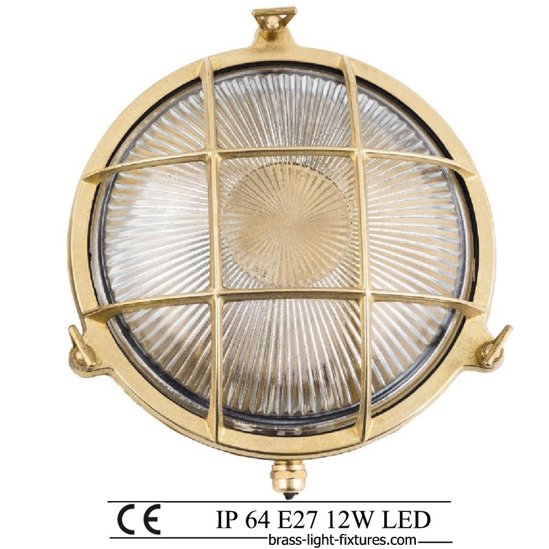 Nautical Lighting Bulkhead Decoration