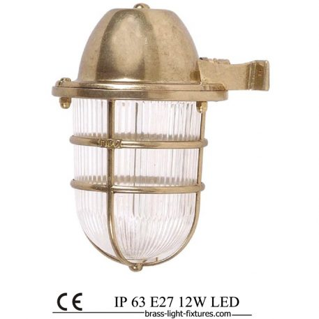 Marine nautical wall lights. ART BR433BR