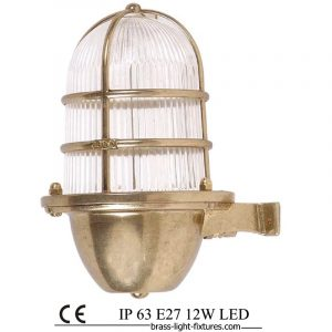 Marine nautical wall lights