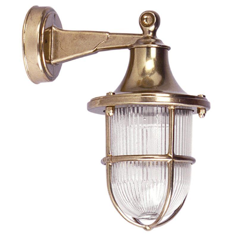 Brass wall light fixtures. Outdoor wall mounted lighting ART BR406 ...