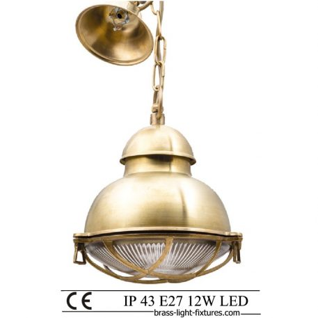 Industrial Style Loft Pendant Light Led