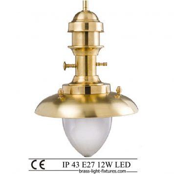 Kitchen island pendant light