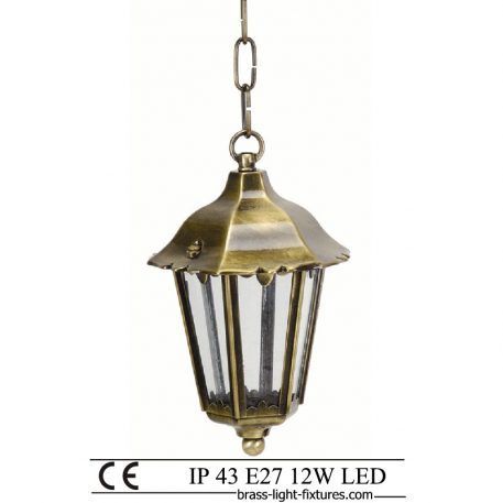 Antique Brass Hanging Lights. Made of Brass in brass antique finish. ART BR4884 Brass antique