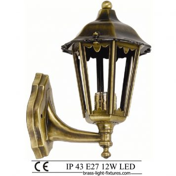 Deco Lighting. Made of Brass in brass antique finish. ART BR488A Brass antique