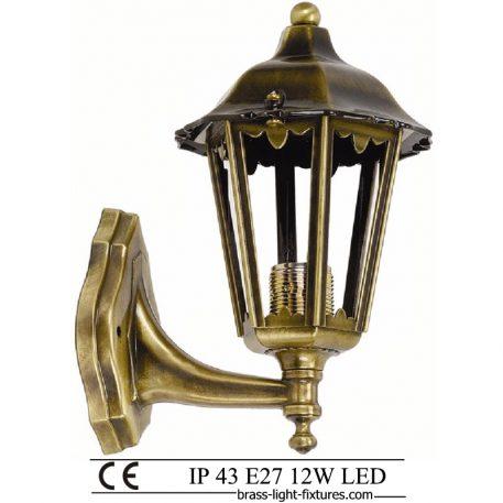 Deco Lighting. Made of Brass in brass antique finish. ART BR488A Brass antique