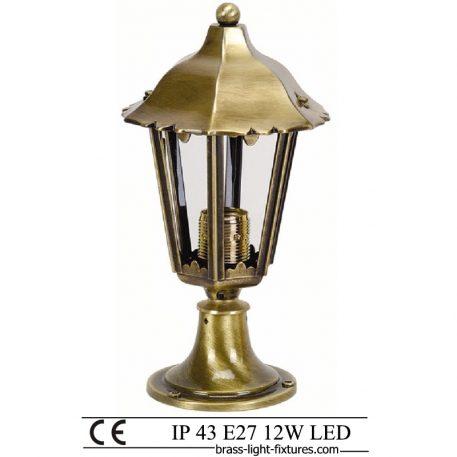 British light classic. Made of Brass in brass antique finish. ART BR488KK-28 Brass antique