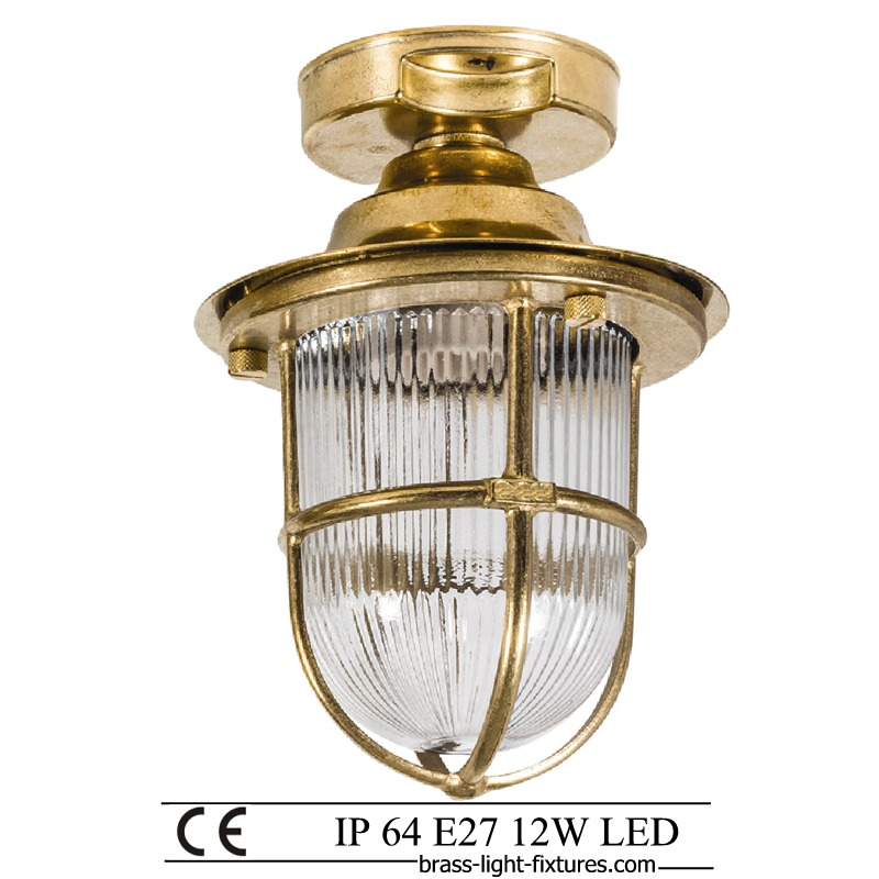 Nautical Ceiling Light Interior