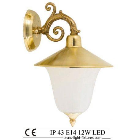 Interior lighting. Interior design with decorative lighting.