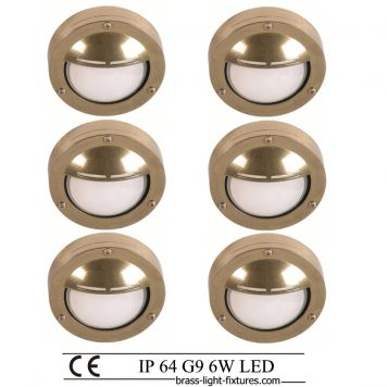 Destination lighting, Indoor and Outdoor Step / Walkway Lights